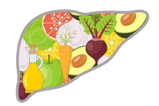 Foie alimentation_ aliments