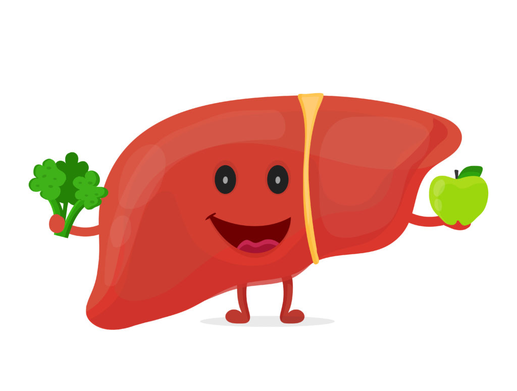 Qué alimentos consumir si quiere evitar el desarrollo de una enfermedad  hepática?