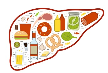 are crash diets bad for your liver
